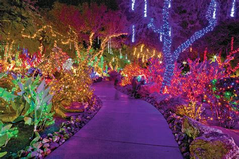 ethel m holiday cactus garden nevada magazine