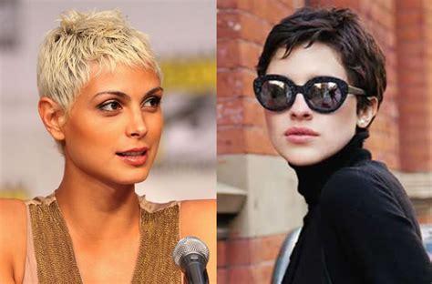 latest short pixie bob haircuts  women