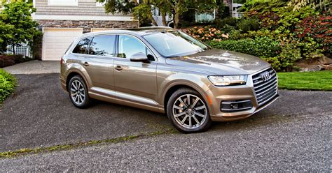 Video Review The New Audi Q7 Drops To Fighting Weight