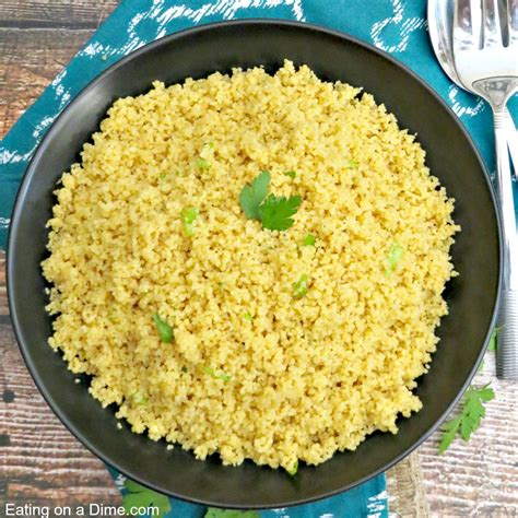 what is couscous how to make couscous recipe eating on a dime