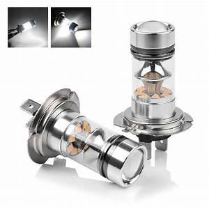 Ampoule Led Voiture H7 : ampoule phare voiture 100w tout pour votre voiture ~ Melissatoandfro.com Idées de Décoration