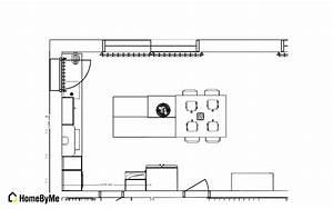 faire le plan d une maison 13 le projet de cuisine et With faire un plan d une maison