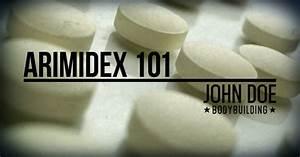Arimidex 101