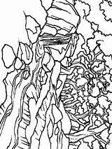 River Coloring Pages Nature Printable sketch template