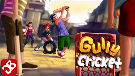 gully cricket 2016 by games2win ios android gameplay