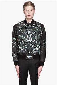 Utilitarian Design Military Inspired Bomber Jackets Givenchy Bomber