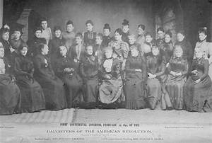 The Real Daught... Daughters Of The American Revolution