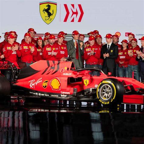 Ferrari boss says they expect to struggle compared to mercedes at this weekend's french grand prix. F1 | Il presidente della Ferrari John Elkann e il team principal Mattia Binotto spiegano cosa ...