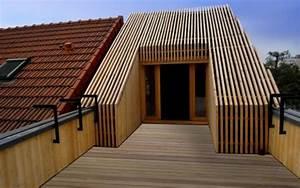 Toit En Bois : comment faire une extension bois d un toit terrasse ~ Melissatoandfro.com Idées de Décoration