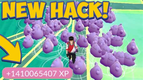 Pokemon Go Hack! Catching Mew, Mewtwo, Ditto, Articuno