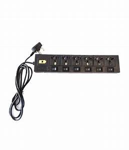 Buy Sk 6 6 Sockets Power Strip Extension Cord Board Multi
