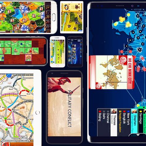 board game mobile apps