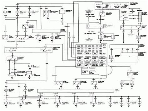2000 s10 wiring diagram 2000 chevy s10 blazer heater diagram wiring