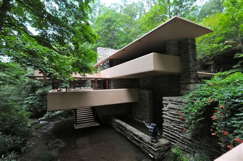 Visiting Fallingwater Americas Most Beautiful House Cnet