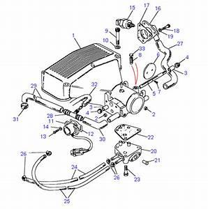 Land Rover Parts - Plenum Hoses