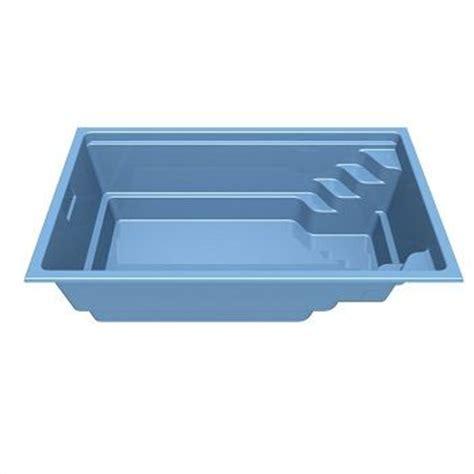 Pool 1 50 Tief by Gfk Schwimmbecken Rechteckig 3 10 X 6 30 X 1 50 M Tief