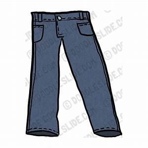 Blue Jeans Clipart - Clipart Suggest