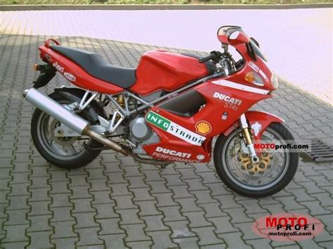Ducati St4s 2003 Specs And Photos