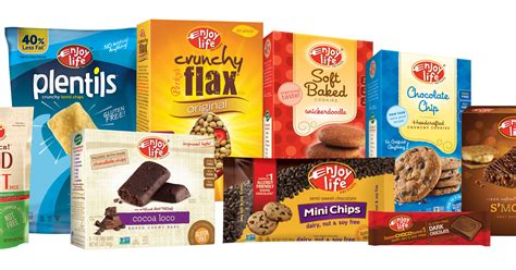 Is engaged in the manufacturing and marketing of snack food and beverage products, which include. Mondelez buys Enjoy Life Foods