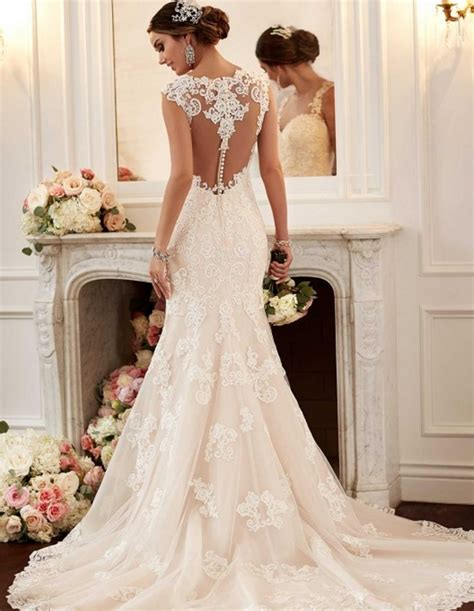 vintage wedding dress  robe de mariage casamento cheap