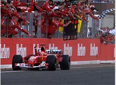 Michael Schumacher Fórmula F1