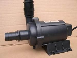 Pumpe Für Bachlauf : teich filterpumpeteichfilterpumpe 18000 l h ~ Michelbontemps.com Haus und Dekorationen