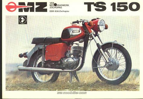mz 150 ts 1973 mz ts 150 pics specs and information