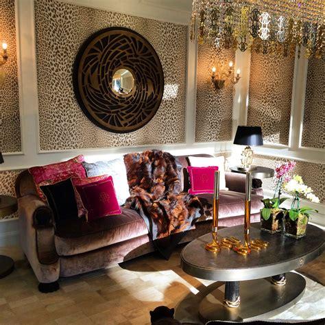 Guide to living room design ideas worth stealing. ROBERTO CAVALLI HOME Australia #palazzocollezioni # ...
