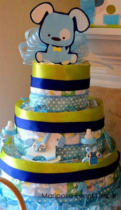 dogpuppy baby shower party ideas photo    catch