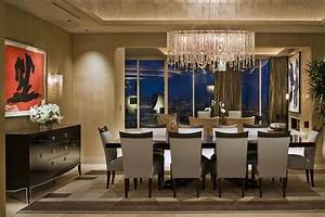 24 rectangular chandelier designs decorating ideas for Modern dining room chandeliers