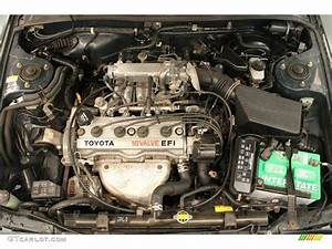 1991 Toyota Celica St Coupe 1 6 Liter Dohc 16