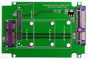 52pin Msata Ssd Zu Notebook Sata Hdd Adapter  Von M