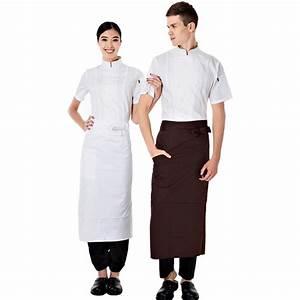 Image Gallery modern restaurant uniforms