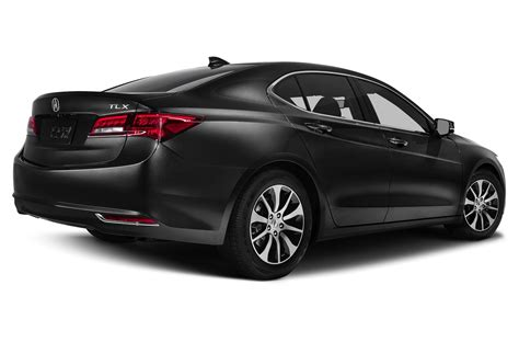 2017 acura tlx price photos reviews features