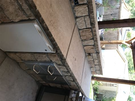 Summer Work Updates: Wood Look Tile, Outdoor Kitchen