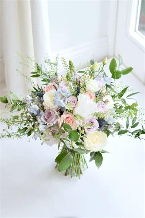 natural organic style wedding flowers  cake  worksop
