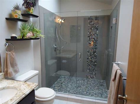 bathroom remodel ideas walk in shower 15 sleek and simple master bathroom shower ideas design