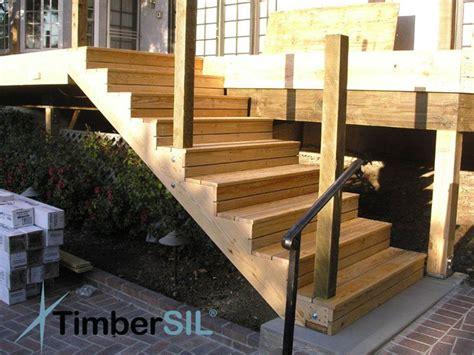 faire un escalier exterieur en bois 18 solutions pour cr 233 er un escalier ext 233 rieur