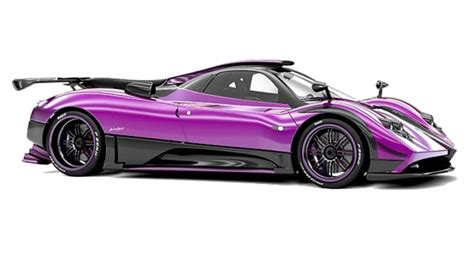 One-off Pagani Zonda 750 Revealed
