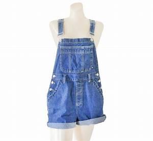 Women Denim Overall Shorts Denim Shortall Denim Bib Overall Short 90su2026