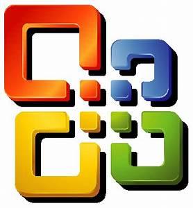 Microsoft Office 2004 标志, 免费矢量标志 - Vector.me