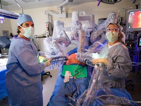 UMMC growing its robotic surgery program and necessary ...