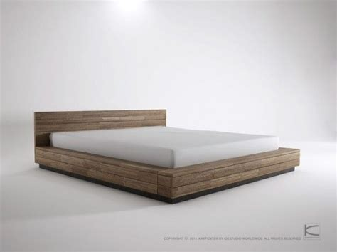 Low Bedroom Frames by Low Bed Frames King Lurrai New House Stuff