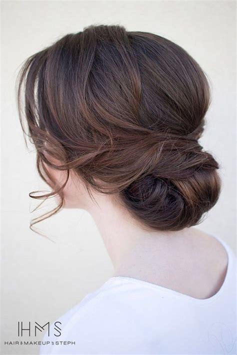 17 best ideas about wedding hair brunette on pinterest