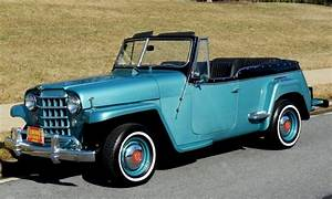 1948 Willys Jeepster 1948 Willys Jeepster For Sale To