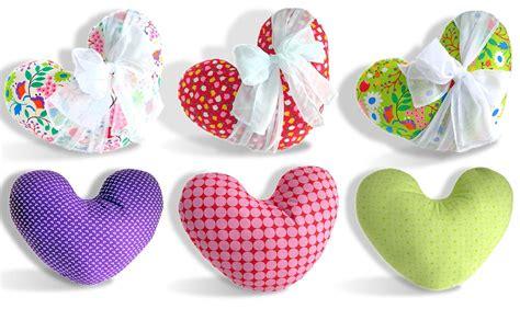Box O' Chocolates Heart Pillows