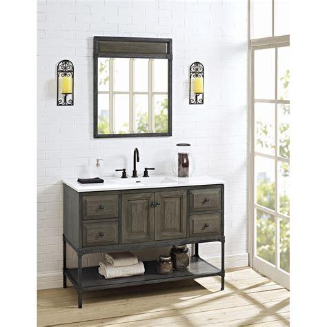 Bathroom Vanities Toledo Ohio Fairmont Designs Toledo 48 Quot Vanity With Doors For