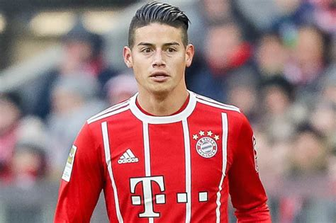 James rodríguez height is 1.80 m and weight is 77 kg. Liverpool news: Real Madrid loanee James Rodriguez tells ...