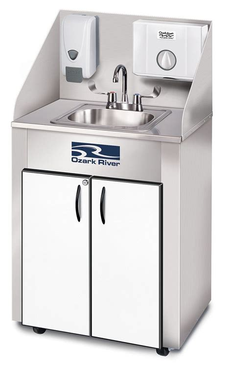 Portable Bathroom Sink by Elite Series Pro 1 26 Quot X 18 Quot Portable Handwash Station