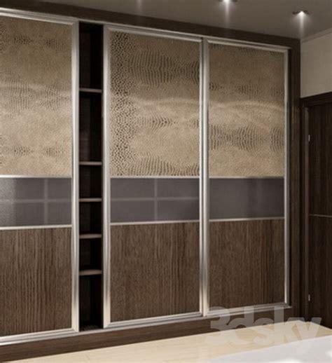 Sliding Door Wardrobe Cabinet by 3d Models Wardrobe Display Cabinets Wardrobe Sliding